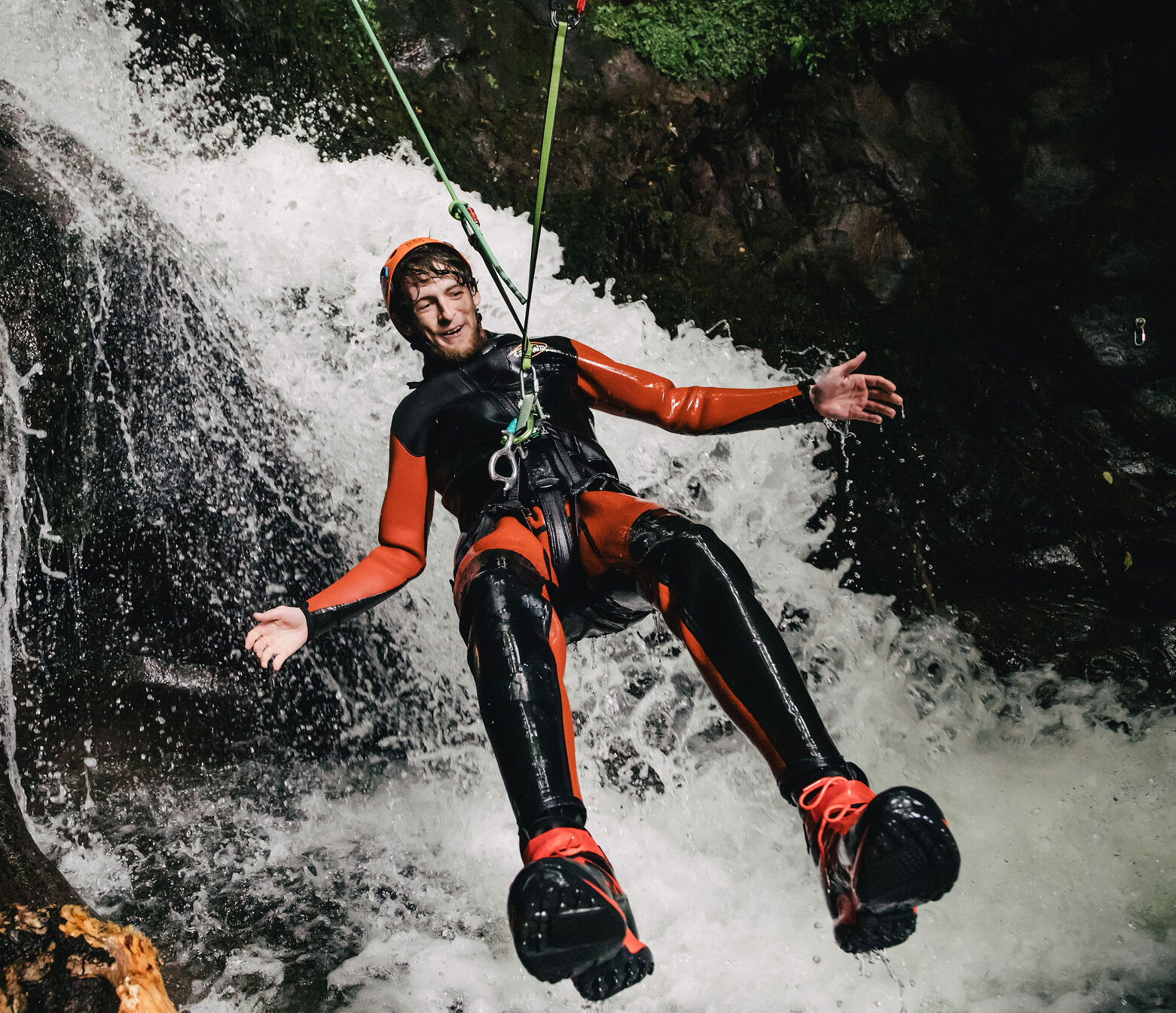 Canyoning Adventure with MY Adventure